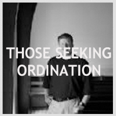 SEEKING ORDINATION