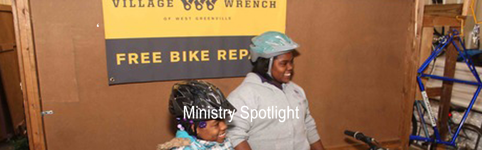 "Ministry Spotlight ""Village Wrench"""